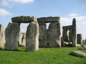 Stonehenge-Inggris